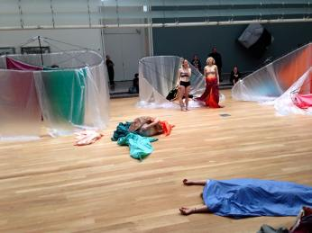 Vesna's Fall at the Queens Museum, New York City 2015 http://www.queensmuseum.org/events/vesnas-fall
